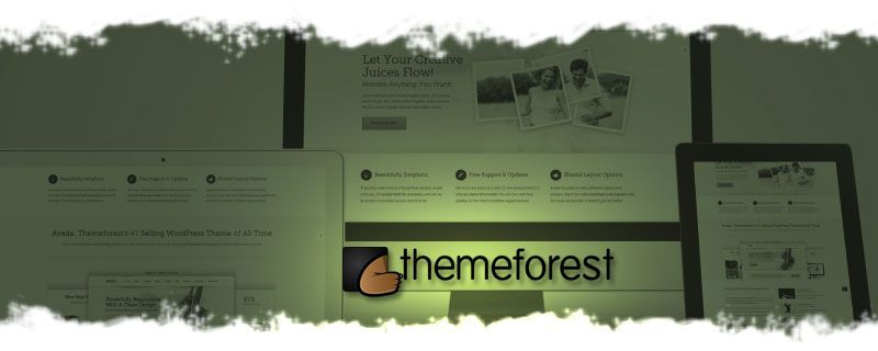 ThemeForest: Los 3 Mejores Themes WordPress