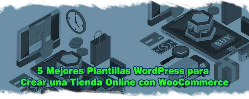 plantilas wordpress woocommerce